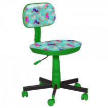 Кресло детское Киндер зеленый