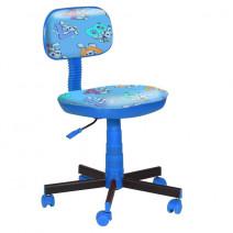 Кресло детское Киндер синий