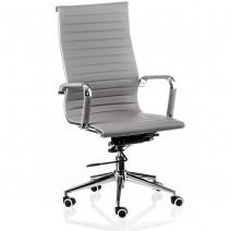 Кресло Special4You Solano artleather grey